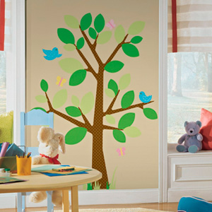Tips voor kinderkamer behang